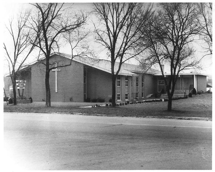 Lake Harbor's original building