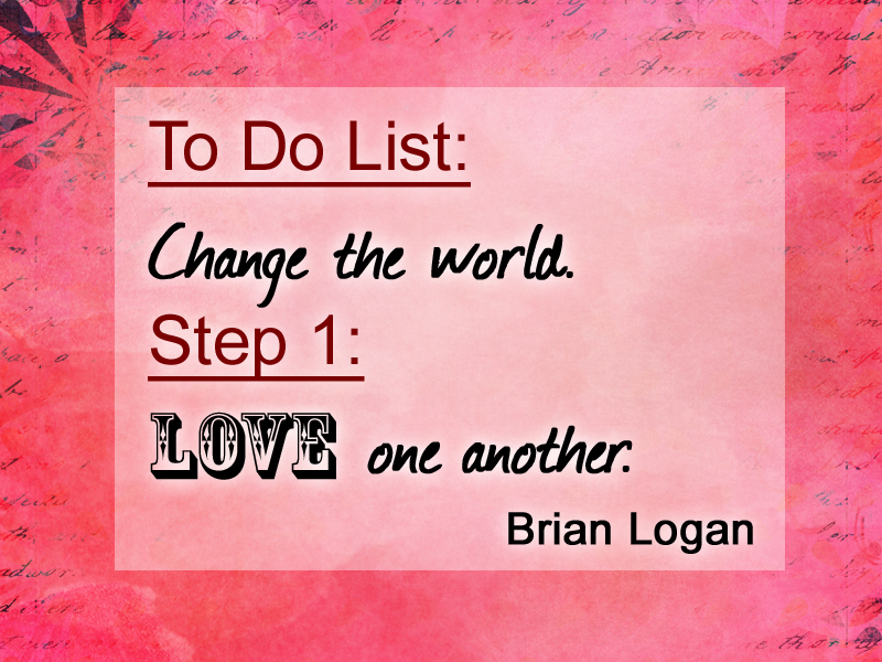 Change the World quote 6