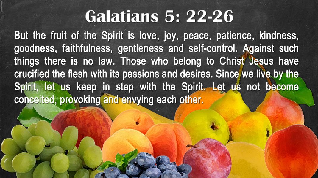 Empowered-Galatians
