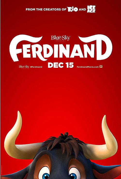 Ferdinand-movie-poster