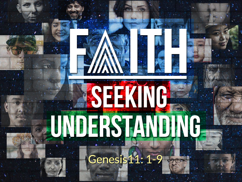 Faith Seeking Understanding 1