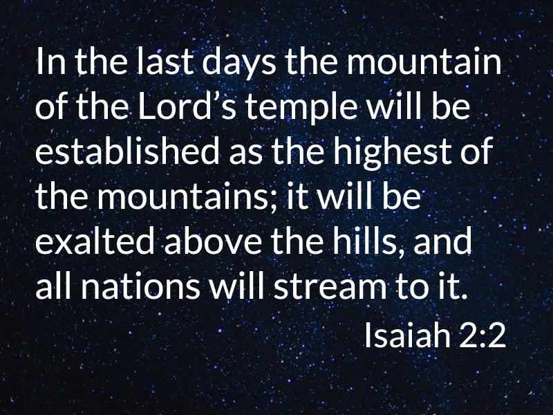 Faith Seeking Understanding Isaiah