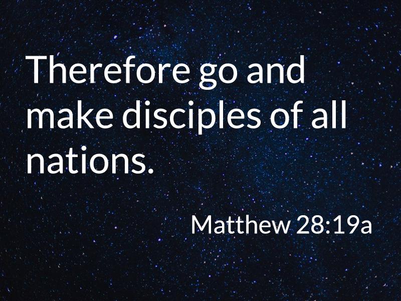Faith Seeking Understanding Matthew