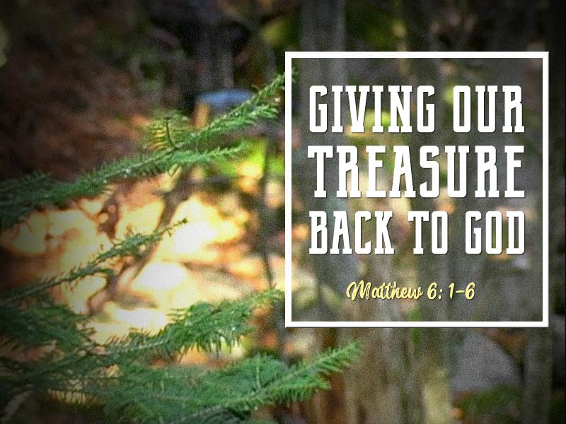 Treasure 10-21-18 Giving Back 1