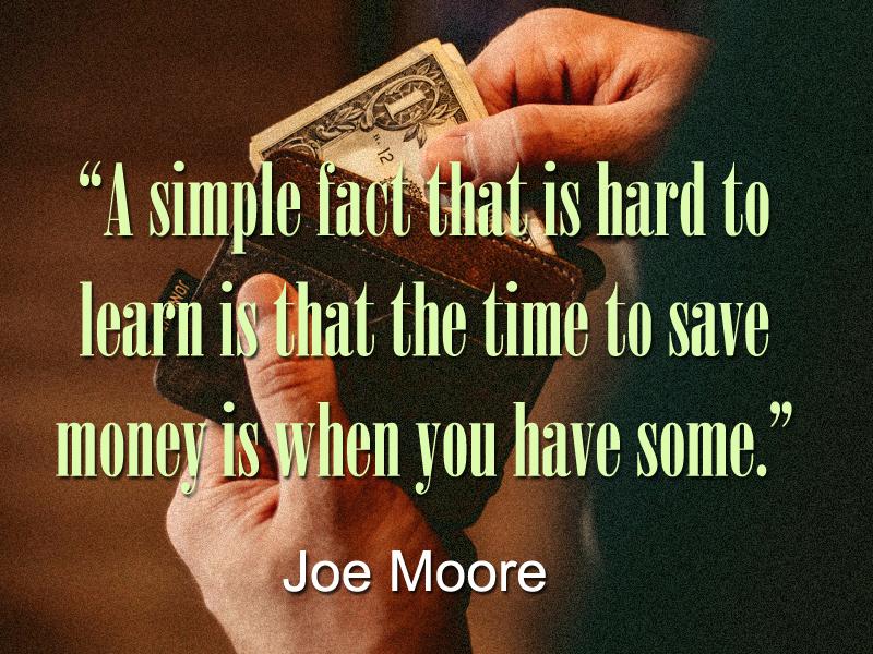 Treasure 10-21-18 Giving Back quote 1