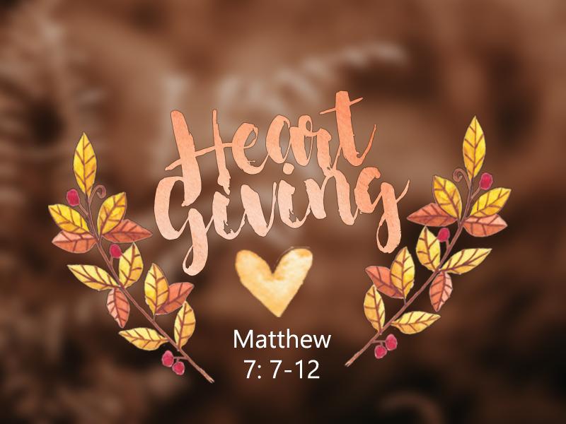 Heart Giving 1