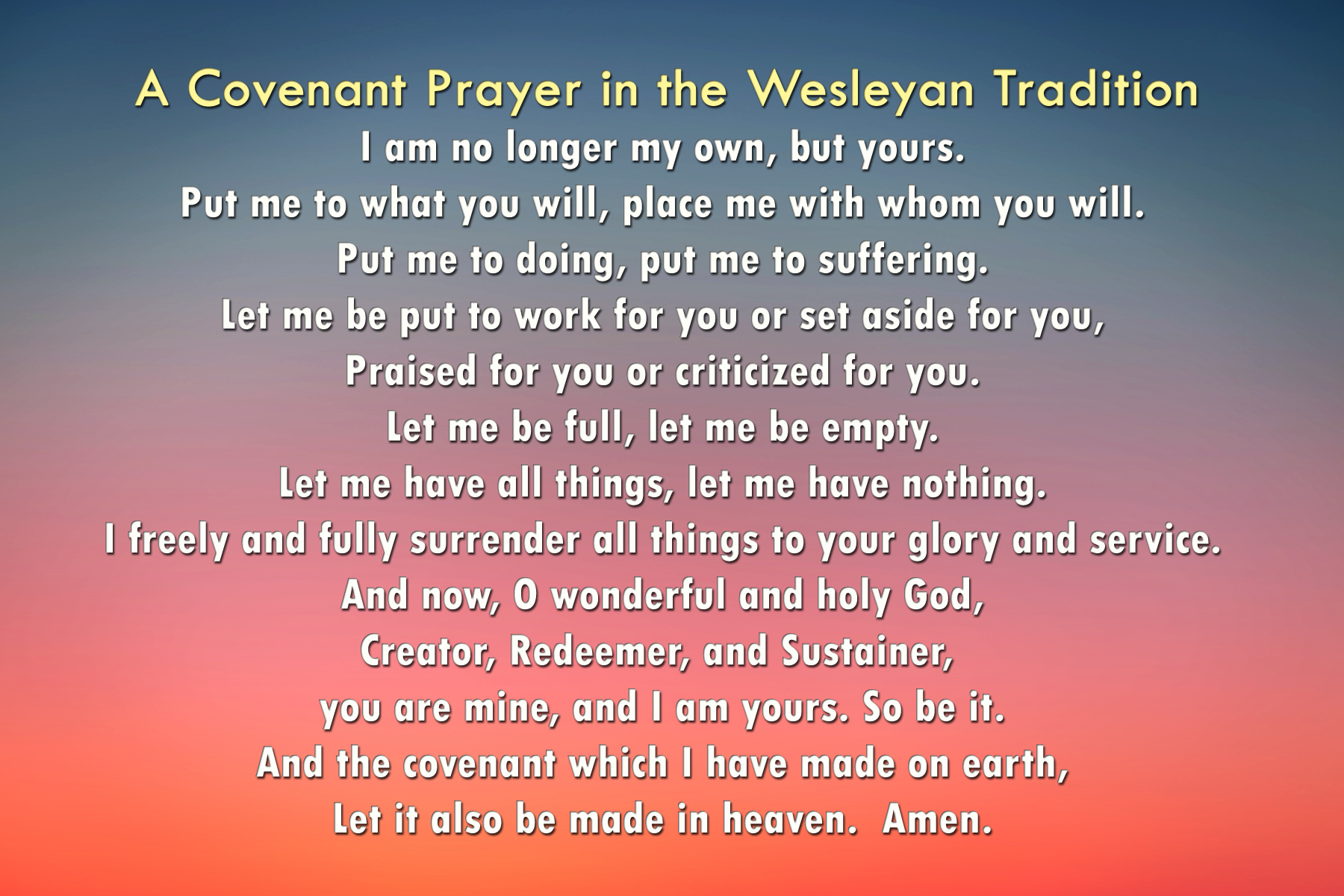 Wesleys-Covenant-Prayer