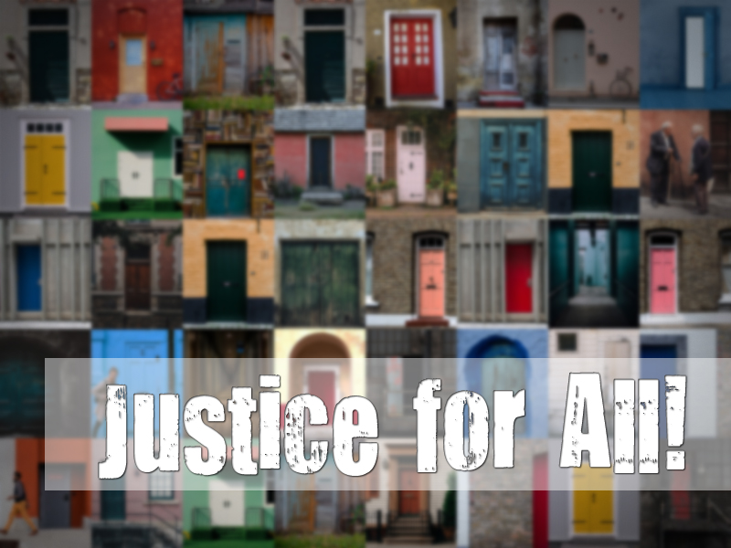 Justice for All 1