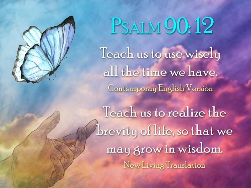 Child 6-24-18 Long Enough Psalm 90
