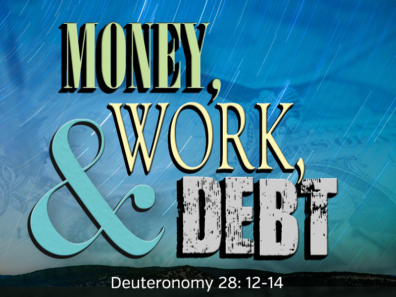 Money Work & Debt 1