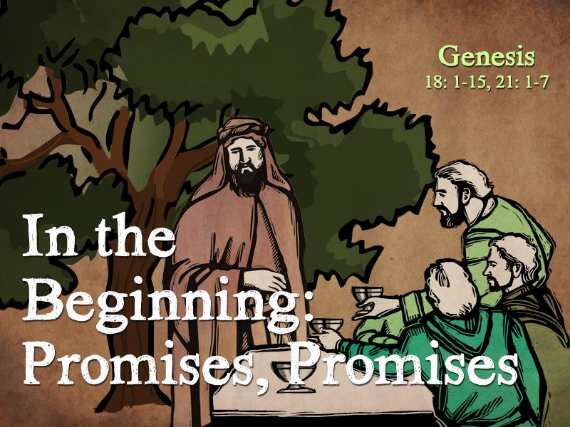 Genesis Promises Promises 1