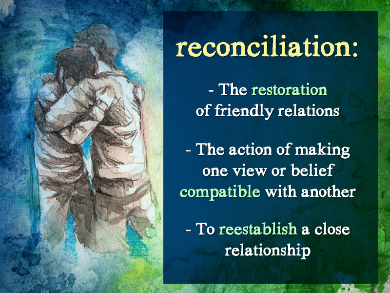 Genesis Reconciled definition