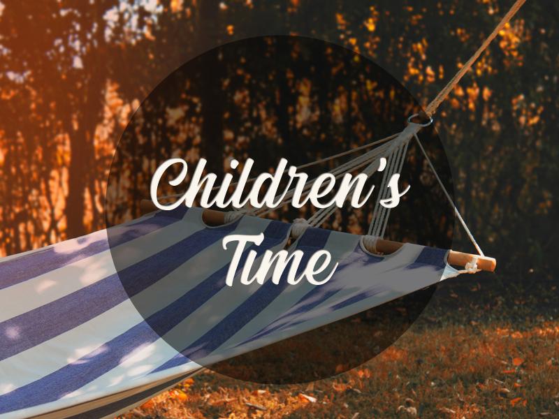 Sabbath-9-27-20-Weary-childrens-time