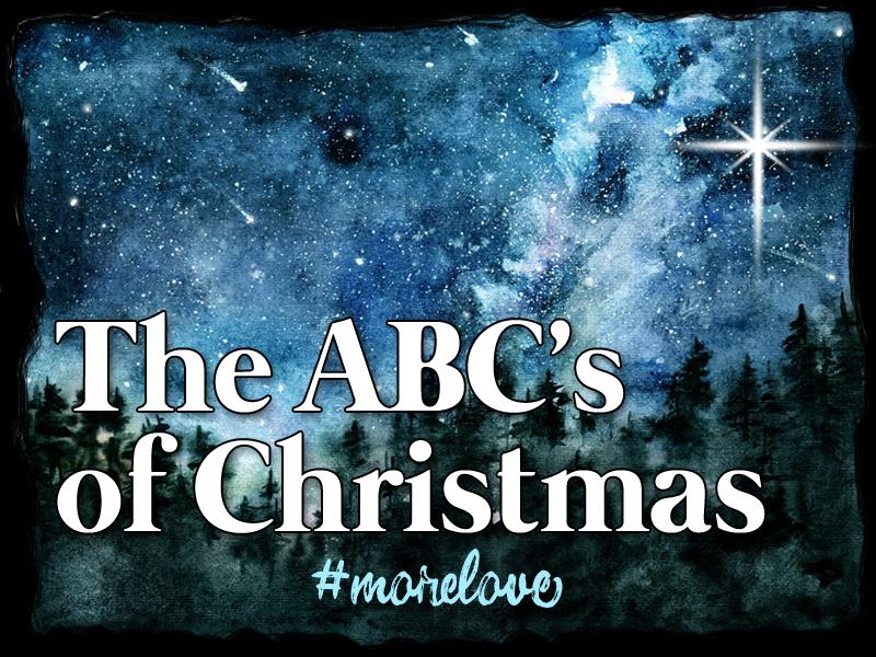 The ABCs of Christmas 1