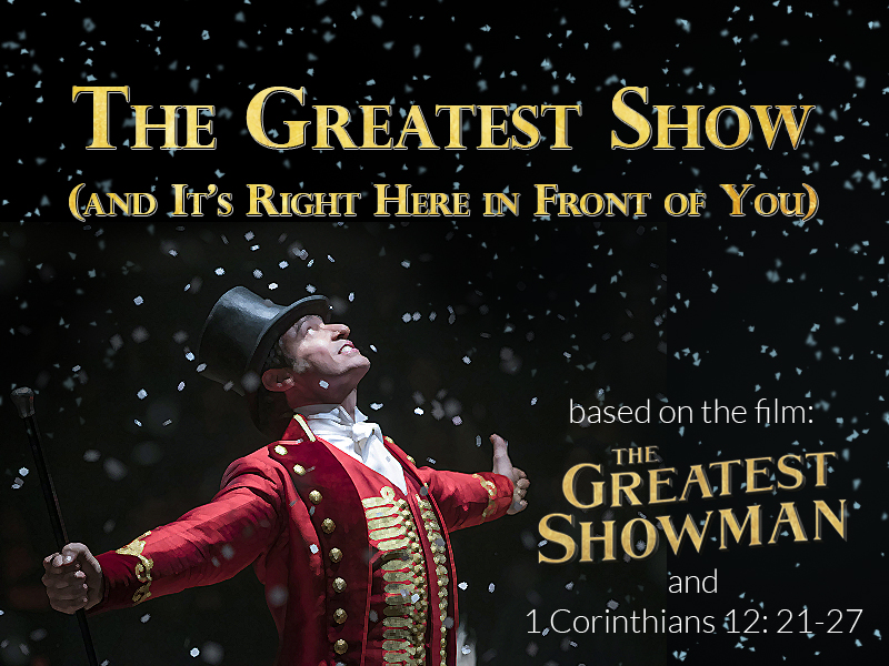 Films 2-24-19 Greatest Showman 1