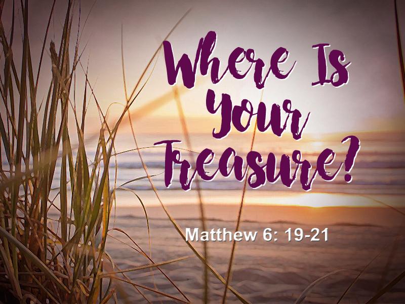 Treasure 10-7-18 Where 1