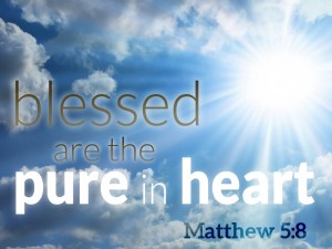 """3-23-14 message: """"Blessed are the Pure in Heart"""" – Lake Harbor UMC"""