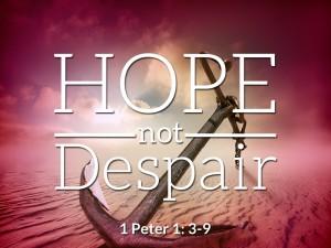 Marked Hope 1