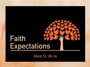 Faith Expectations 1