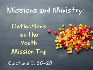 Mission & Ministry 1