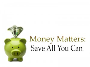 Money Matters SAve 1