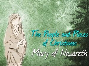 Mary from Nazareth 1