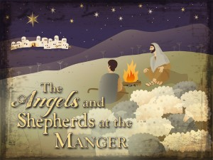 Angels and Shepherds 1