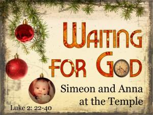 Simeon and Anna 1