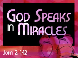 Word of God Speak Miracle 1