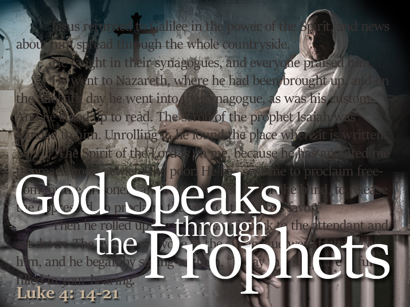 message of the prophets isaiah and jeremiah essay A study of prophecy and the prophets  how important was the messianic hope in the messages of the prophets  the prophets jeremiah and ezekiel speak of some.