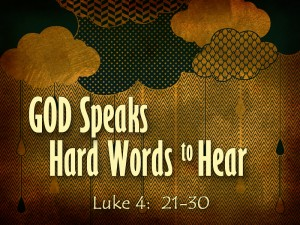 Word of God Speak Hard to Hear 1