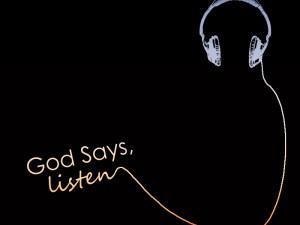 Word of God Speak Listen 1