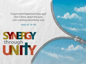 Synergy through Unity 1