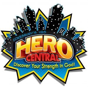 Vacation Bible School 2017: Hero Central