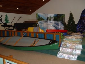 Rolling River Rampage: Vacation Bible School Fun!