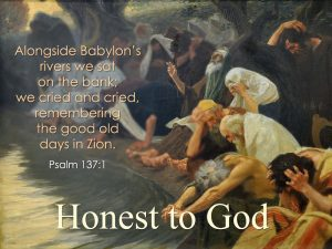 "August 26, 2018: ""Honest to God"""